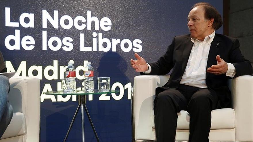 """Javier Marías: """"El concepto de posteridad pertenece ya al pasado"""""""