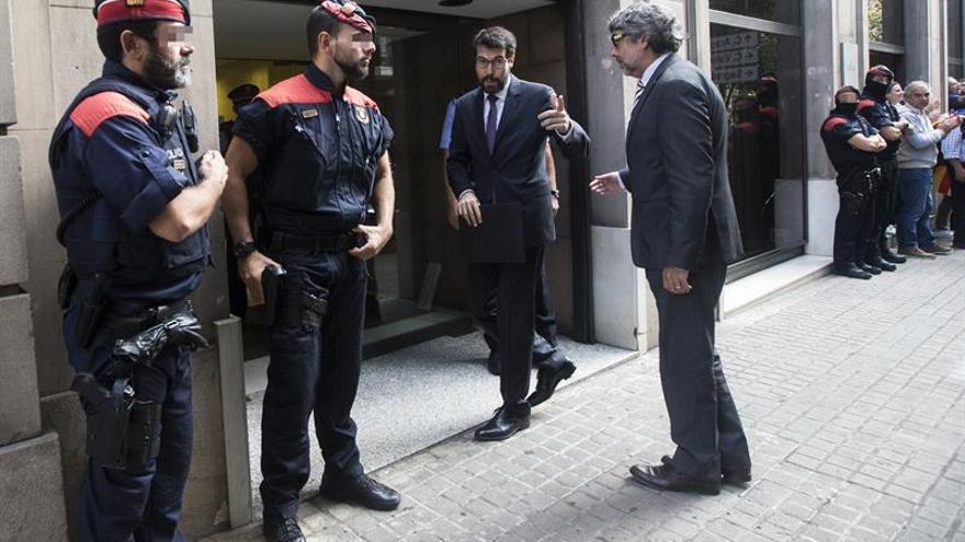 El alcalde de La Seu se niega a declarar ante la Fiscalía por el 1-O