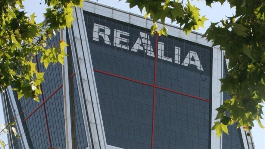 BFA-Bankia reduce su participación en Realia por debajo de la cota del 25%