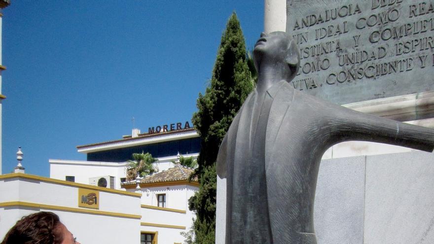 Junta editará las obras completas de Blas Infante en edición crítica para conmemorar el 130 aniversario de su nacimiento