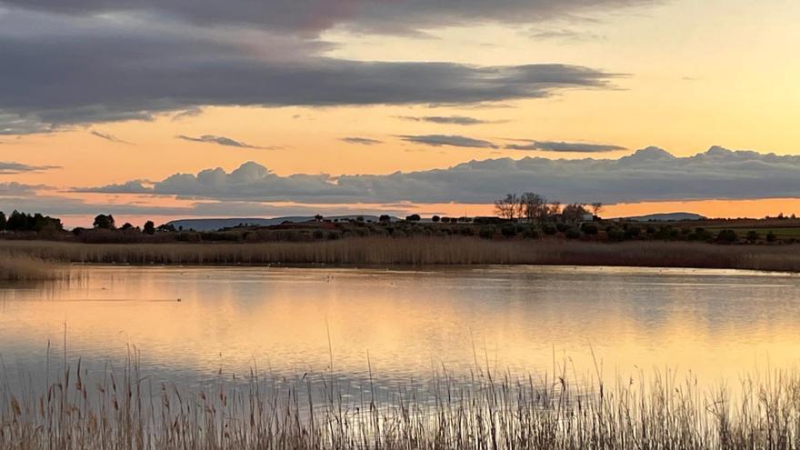 Refuerzan las acciones reivindicativas para reclamar agua en las Lagunas de Villafranca de los Caballeros