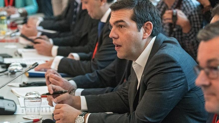 Tsipras considera que las palabras de Erdogan amenazan la seguridad de la región