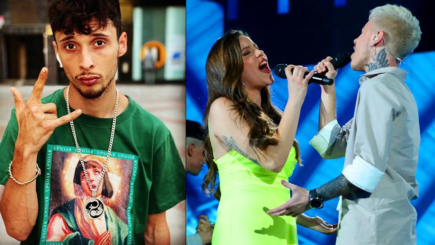 """El cantante Ayax, contra Hugo y Eva de 'OT' por versionar uno de sus temas: """"Estoy cerca de pedir que los demanden"""""""