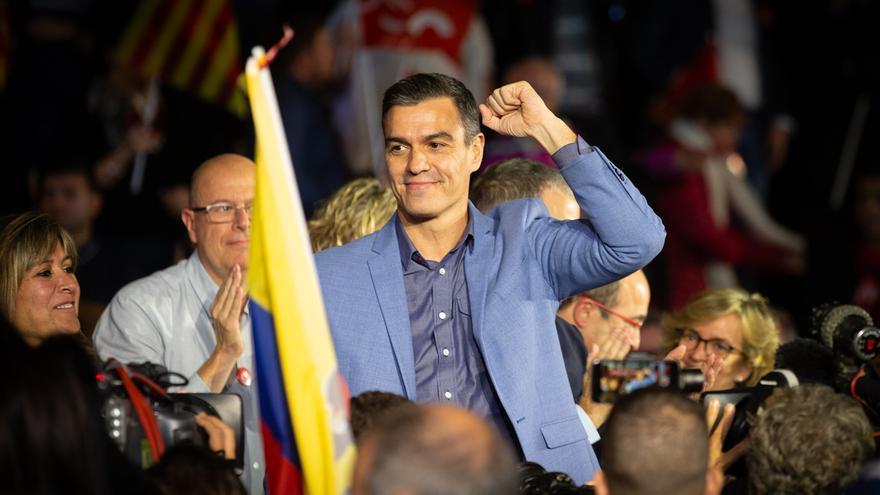 El PSOE gana en 32 provincias y el PP en 9, mientras que el PNV y ERC triunfan en tres cada uno