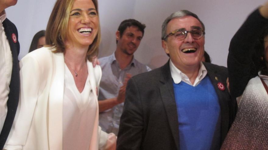 """Chacón afirma que sólo el PSOE puede hacer una reforma """"profunda"""" de la Constitución"""