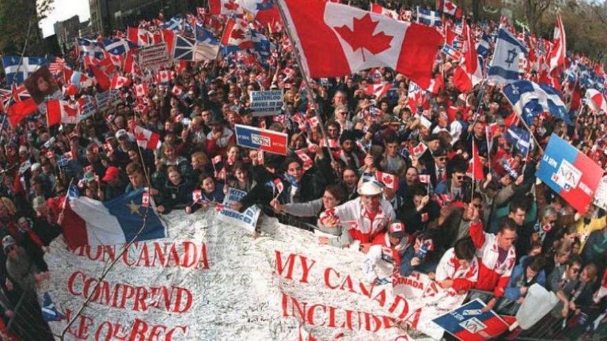 Canada, 1995