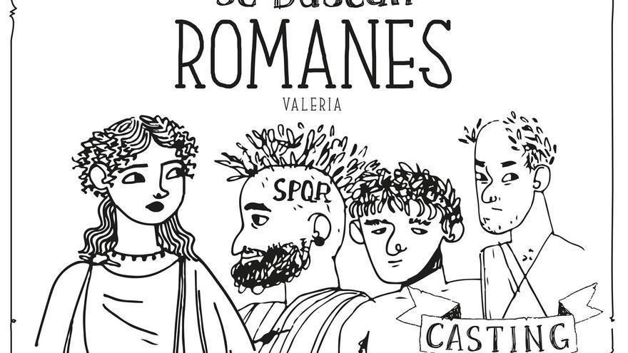 Casting Romanes