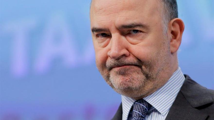 """Moscovici cree que Europa se enfrenta a un """"desafío existencial"""""""
