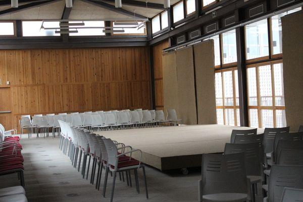 Auditorio de la Escuela Municipal de Música y Danza de la calle Farmacia, 13 | Fotografía: Somos Chueca