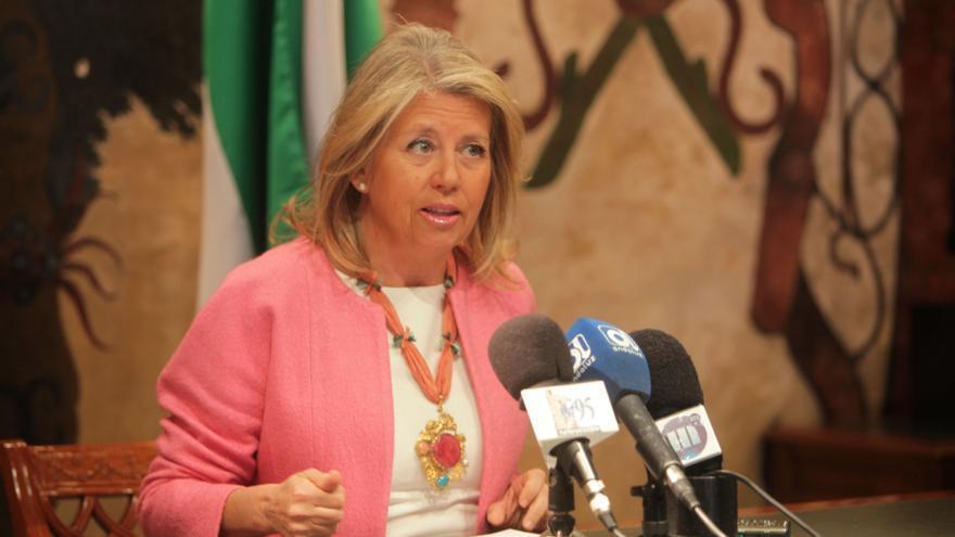 La alcaldesa de Marbella, Ángeles Muñoz / EP