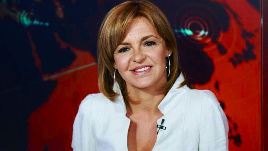 Almudena Ariza en una foto de archivo