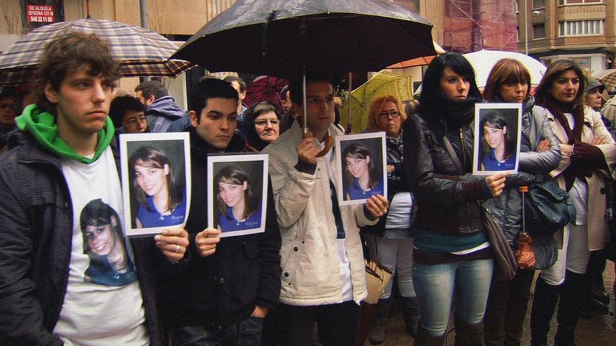 Una imagen del documental 'Nagore' / Foto: Lamia Producciones.