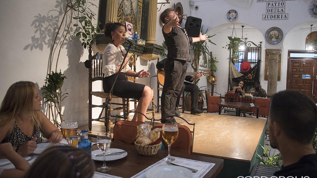 Tablao flamenco Patio de la Juderia.