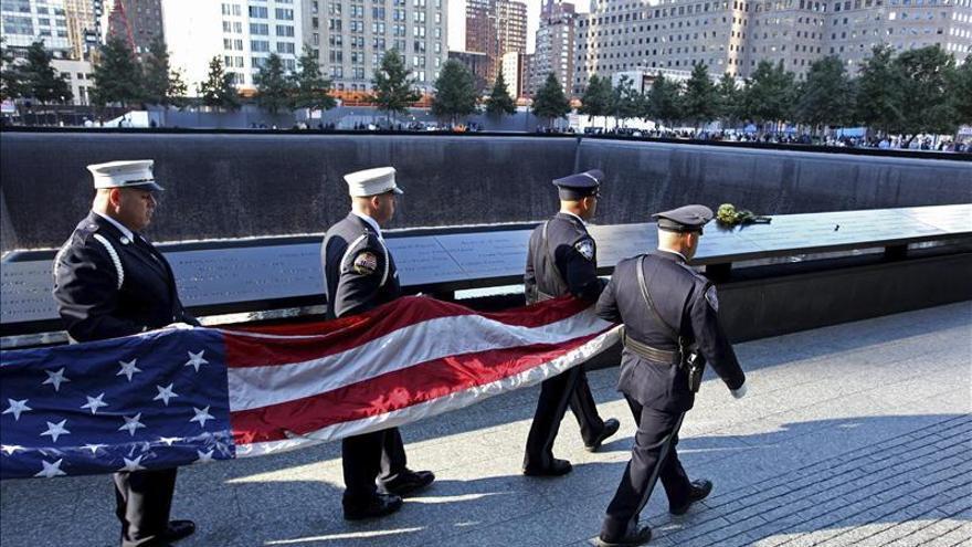Comienza en Nueva York la ceremonia por el duodécimo aniversario del 11-S