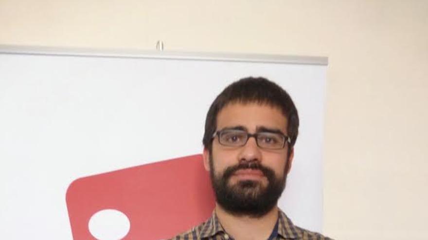 Felipe Ramos Pérez, candidato de IUC a la Alcaldía de Los Llanos de Aridane.