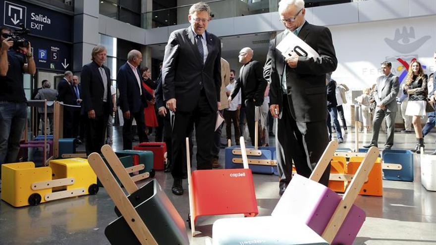 """Puig: El camino es """"volver a la legalidad y al diálogo"""" en torno a Cataluña"""