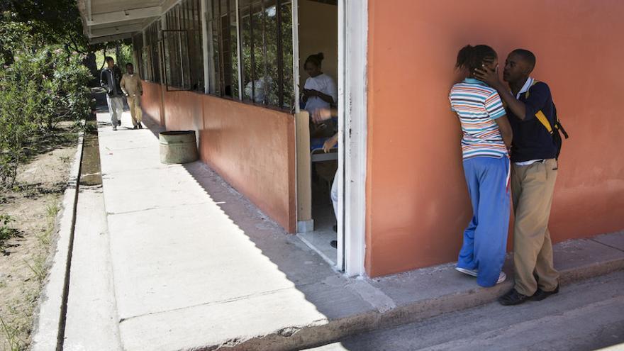 Adolescentes afro. Foto: Salva Campillo / Ayuda en Acción