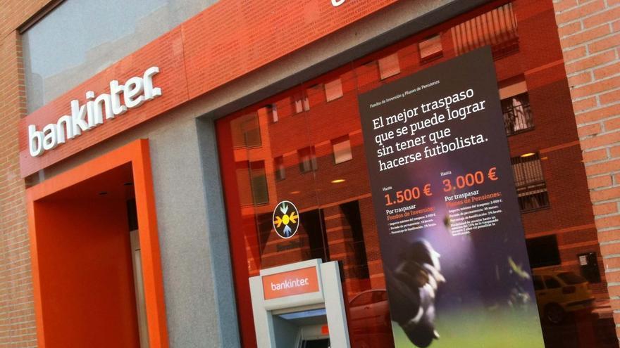 Bankinter pagará un dividendo de 0,06 euros por acción el 26 de septiembre