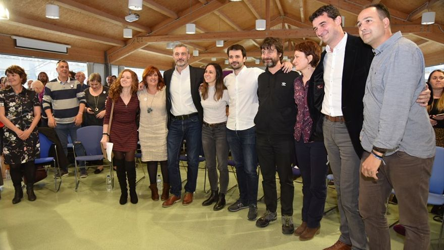 Candidatos al Congreso de los Diputados por Unidas Podemos