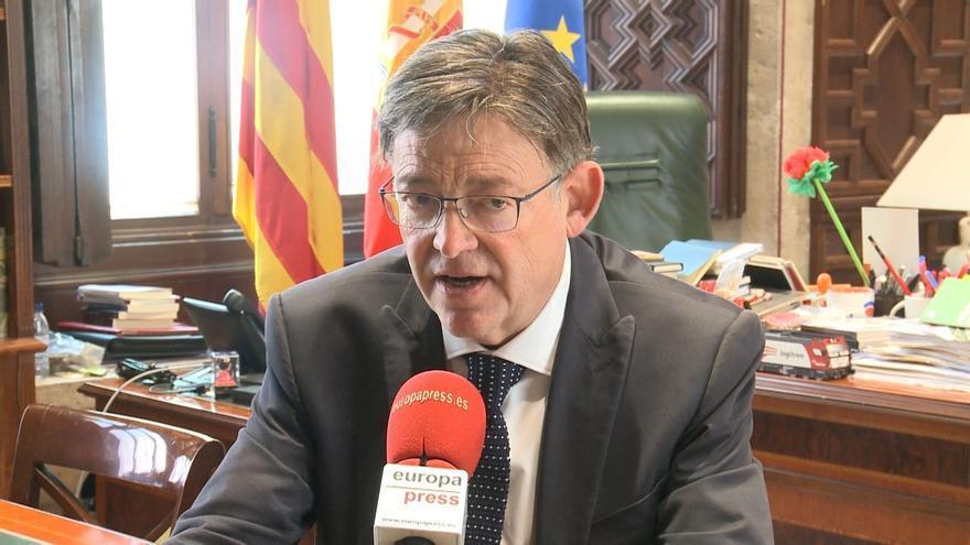 """Puig: """"No contemplamos que el Gobierno abdique de la responsabilidad de liderar el cambio de financiación"""""""