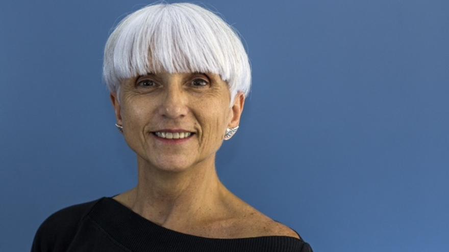 Beatriz Sagrado, integrante de la Junta Directiva de Médicos del Mundo.
