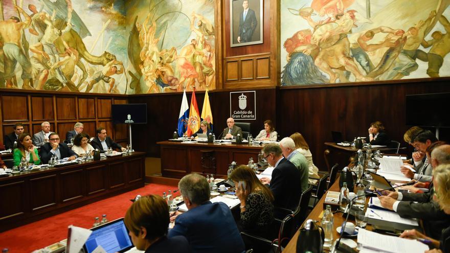 El Cabildo da luz verde a 33 propuestas en el Debate sobre el estado de la isla