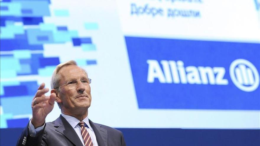 Allianz sube en 2014 el beneficio neto a 6.603 millones de euros, un 4,1 % más