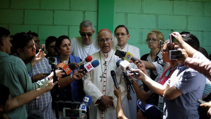 El arzobispo de Managua le pide a Romero su intercesión en el conflicto de Nicaragua