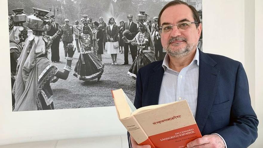 El primer diccionario sánscrito-español, un hito para India y el mundo hispánico