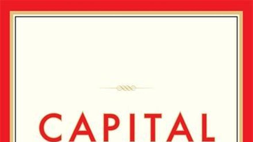 'Capital', un ensayo de Thomas Piketty sobre el ídem