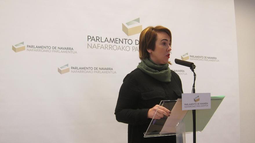 El Parlamento de Navarra celebra la próxima semana unas jornadas sobre violencia contra la mujer