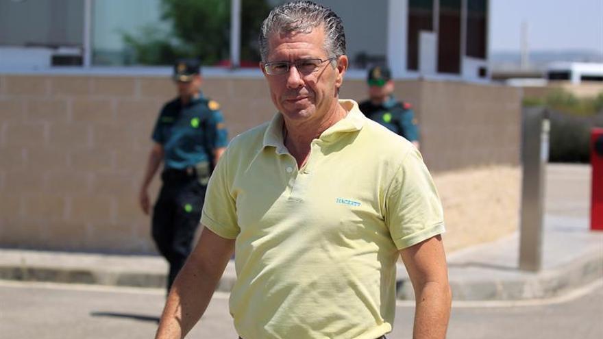 Granados se enfrenta hoy al primer juicio de Púnica en la Audiencia Nacional