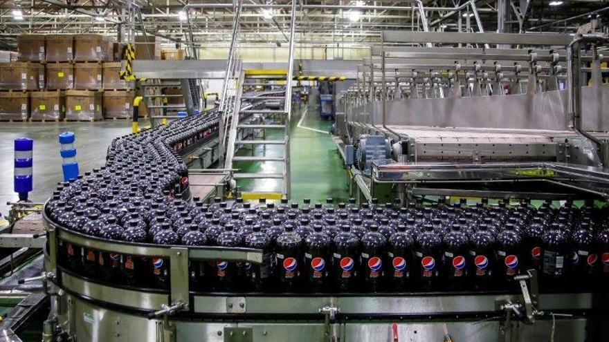 Planta de PepsiCo en Alava