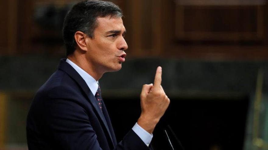Sánchez rechaza reunirse con Iglesias pero insiste en pedirle su apoyo