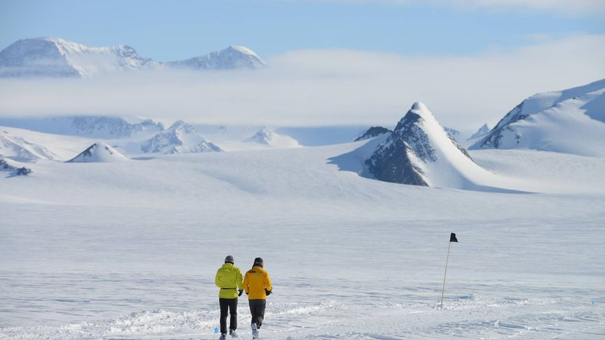 Antarctic 100KM.