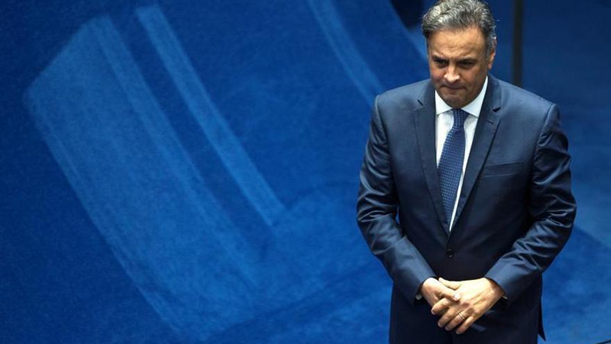 El Senado brasileño votará la decisión del Supremo que suspendió a Aécio Neves