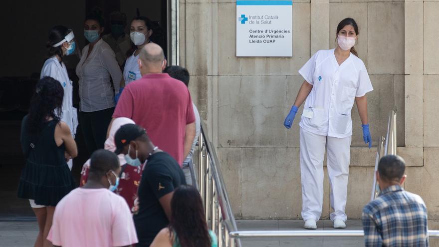Centro de Salud en Lleida