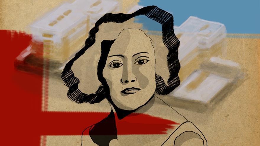 Ilustración de María Luisa López de Pelayo   Alexandra San Juan