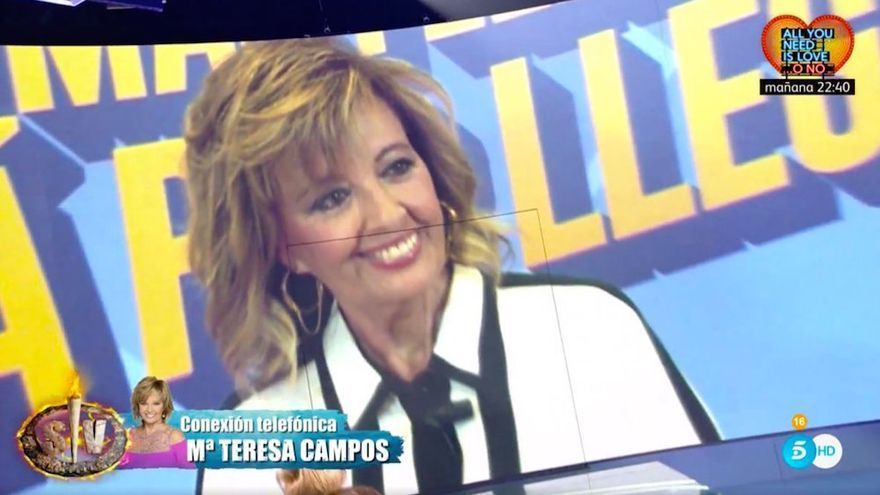 La Campos desvela cómo detectaron su ictus y explica las reacciones de Bigote en 'Supervivientes'