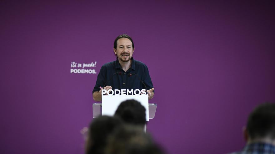 Iglesias quiere entrar en el Gobierno y crear un bloque de gobernabilidad en CC.AA y municipios, pese al mal resultado