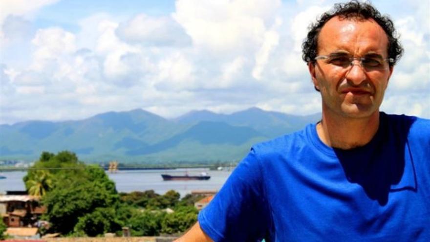 Gregorio López, candidato a la secretaría general de Podemos en Castilla-La Mancha / Foto: Facebook