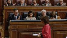El Gobierno allana el adelanto electoral en el debate de los Presupuestos en el Congreso