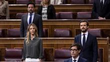"""Casado arremete contra Sánchez: """"¿le parece decente ocultar a los muertos para esconder su incompetencia?"""
