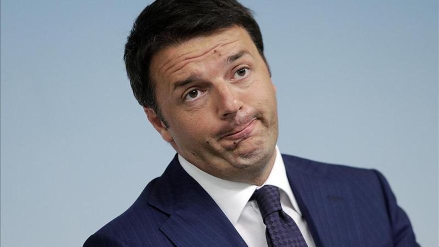 Renzi ha prometido mucho y aún no se sabe qué podrá cumplir.