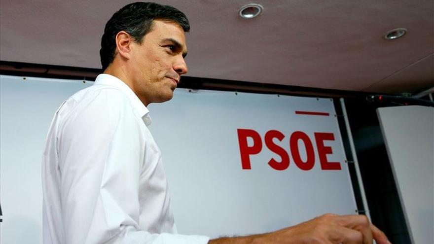 Sánchez concluye hoy la ronda de contactos con sus 'barones' por los pactos
