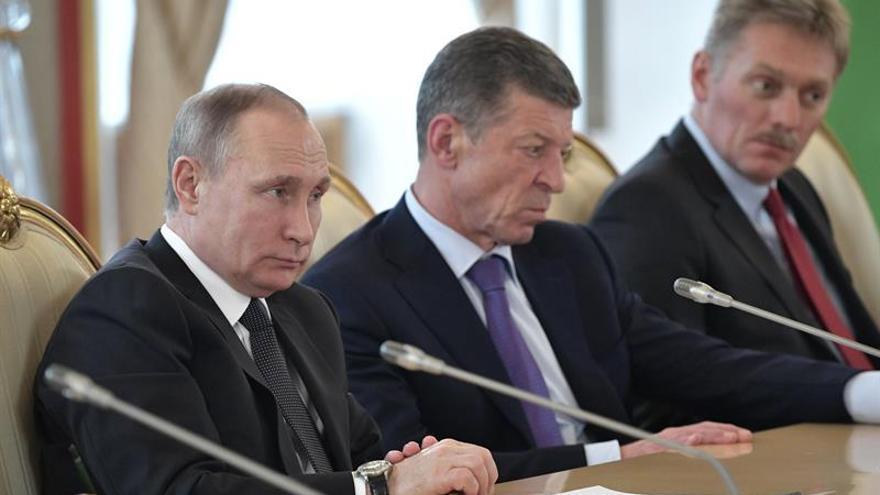 Moscú dice que no hay pruebas de la injerencia rusa en la crisis en Cataluña