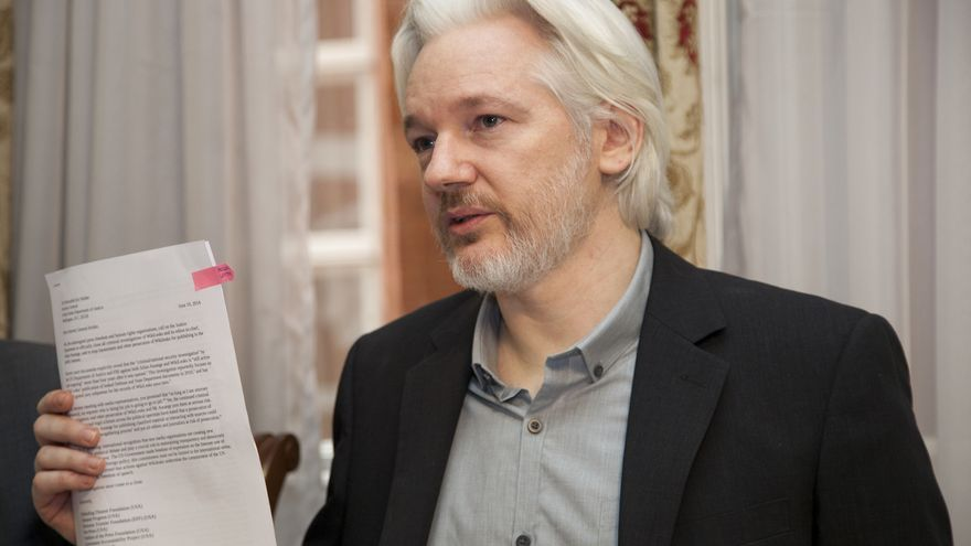Julian Assange, fundador de Wikileaks, ha filtrado el arsenal de espionaje de la CIA