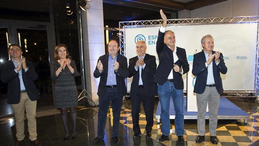 Esteban González Pons: si Podemos es la segunda fuerza, el PSOE hará presidente a Iglesias