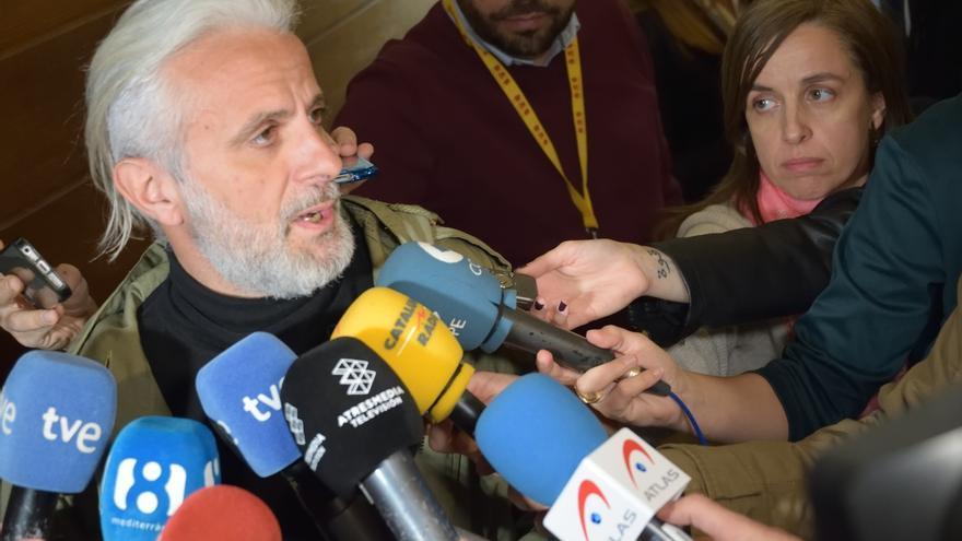 """Benavent dice ser """"conocedor"""" de las prácticas que Costa admitió sobre la presunta financiación irregular del PP"""