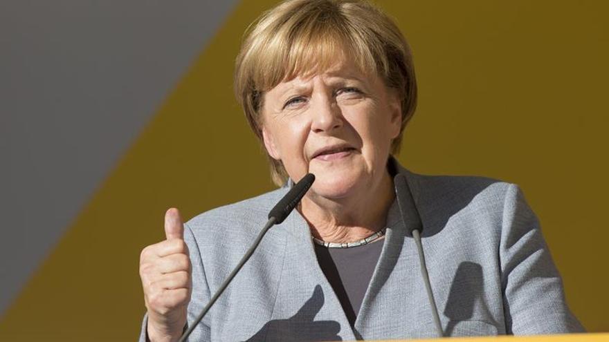 """Merkel: """"El mundo sin la ONU sería claramente un mundo peor"""""""